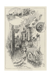 Rambling Sketches, Windsor and the Neighbourhood Giclee Print by Herbert Railton