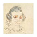 Franz Joseph Haydn (1732-1809) 1990 Giclee Print by Horst Janssen