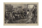 The Council of Selection of the Royal Academy Giclee Print by Henry Woods