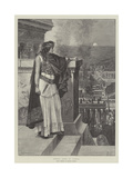 Zenobia, Queen of Palmyra Giclee Print by Herbert Gustave Schmalz