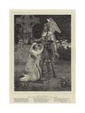 Sir Galahad Giclee Print by Herbert Gustave Schmalz