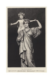 The Introduction Giclee Print by Herbert Gustave Schmalz