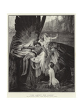 The Lament for Icarus Giclee Print by Herbert James Draper