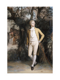 Arthur Hill, 2nd Marquess of Downshire Giclee Print by Hugh Douglas Hamilton