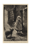 Strays Giclee Print by Horace Henry Cauty