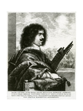 Jacques Gaultier (C.1600-52) C.1630 Giclee Print by Jan The Elder Lievens