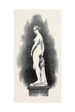 The Greek Slave Giclee Print by Hiram Powers