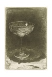 The Wine Glass, 1858 Giclee Print by James Abbott McNeill Whistler