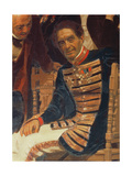 Count Aleksei Lvov (1798-1870), from Slavonic Composers, 1890S (Detail) Giclee Print by Ilya Efimovich Repin