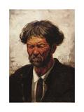 Portrait of a Man Giclee Print by Ilya Efimovich Repin