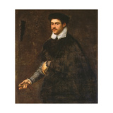 Portrait of a Young Man Giclee Print by Jacopo Robusti Tintoretto