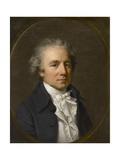 Nathaniel Marchant, RA, C.1780 Giclee Print by Hugh Douglas Hamilton