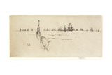 Dipping the Flag, 1887 Giclee Print by James Abbott McNeill Whistler