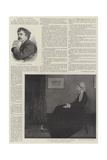 Mr Whistler on His Works Giclee Print by James Abbott McNeill Whistler