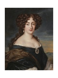 Portrait of Ortensia Mancini Giclee Print by Jacob Ferdinand Voet