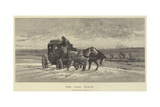 The Lost Track Giclee Print by Heywood Hardy