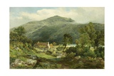 View in Borrowdale Giclee Print by James Peel