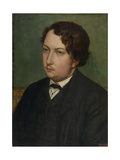 Julien Leys, the Son of the Painter, 1863 Giclee Print by Jan August Hendrik Leys