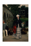 The Return from the Boating Trip, 1873 Giclee Print by James Jacques Joseph Tissot