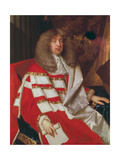 Portrait of John Maitland (1616-82) Duke of Lauderdale Giclee Print by Jacob Huysmans