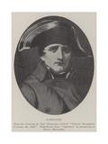 Napoleon Giclee Print by Hippolyte Delaroche
