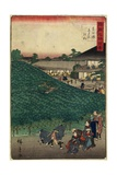 The Pine Tree of Naniwaya in Sakai of Senshu Province, September 1859 Giclee Print by Hiroshige II