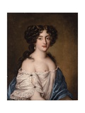 Portrait of Ortensia Mancini as Aphrodite Giclee Print by Jacob Ferdinand Voet