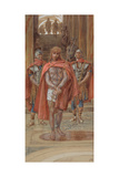 Christ Leaves the Judgement Hall for 'The Life of Christ' Giclee Print by James Jacques Joseph Tissot
