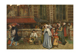 After Mass Giclee Print by Jan August Hendrik Leys