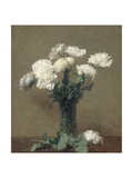 Poppies, 1891 Giclee Print by Ignace Henri Jean Fantin-Latour