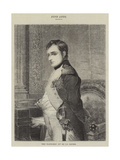 The Napoleon Giclee Print by Hippolyte Delaroche
