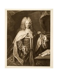 Henry St. John, Viscount of Bollingbroke, Pub. 1902 Giclee Print by Hyacinthe Rigaud