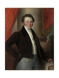Portrait of Richard Grainger, C.1827 Giclee Print by James Ramsay