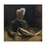 Henri Rochefort Giclee Print by Jan van Beers