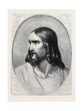 Jesus Christ Giclee Print by Hippolyte Delaroche