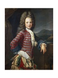 Scottish Prince Giclee Print by Hyacinthe Rigaud