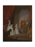 Family Group, C.1774-80 Giclee Print by James Millar