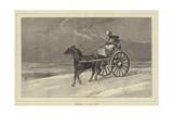 Christmas Eve Giclee Print by Heywood Hardy