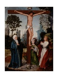 Crucifixion, C.1510-15 Giclee Print by Jan Provoost
