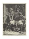 A Bashi-Bozouk Giclee Print by James Robertson