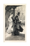 Lovers' Quarrel, 1876 Giclee Print by James Jacques Joseph Tissot