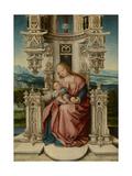 Madonna Giclee Print by Jan Gossaert