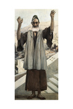 Habakkuk Giclee Print by James Jacques Joseph Tissot