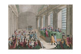 Coup D'Etat of 18 Brumaire Giclee Print by Jean Duplessi-Bertaux
