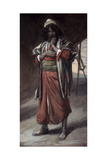 Jacob Giclee Print by James Jacques Joseph Tissot