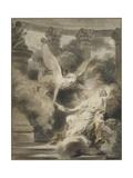The Sacrifice of the Rose, C. 1775-1780 Reproduction procédé giclée par Jean-Honore Fragonard