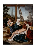 Lamentation, C.1510-15 Giclee Print by Jan Provoost