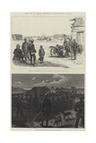 The War in Egypt Giclee Print by Johann Nepomuk Schonberg