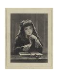 A Sad Story Giclee Print by John Adam P. Houston