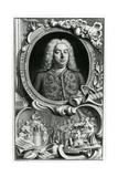 Portrait of George Frederick Handel, 1768 Giclee Print by Jacobus Houbraken